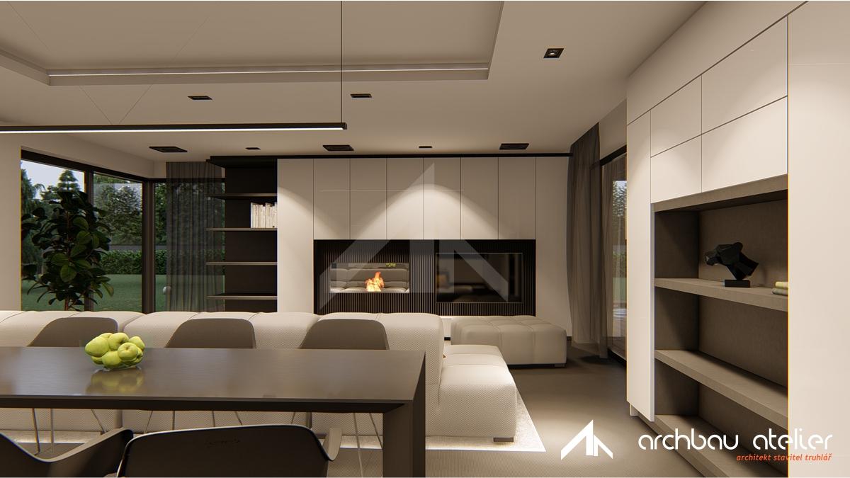 archbau atelier s r o. Black Bedroom Furniture Sets. Home Design Ideas